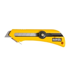 OLFA CL 90-degree cutting base ratchet-lock utility knife