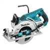 "Makita 7-1/4"" Cordless Rear Handle Circular Saw with Brushless Motor"