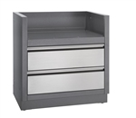 "Napoleon Oasisâ""¢ Grill Cabinet for Built-In Pro 500/P500"