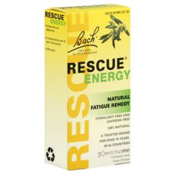 BACH - RESCUE REMEDY ENERGY