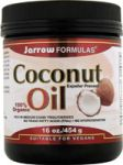 Jarrow- Coconut Oil 16 OZ