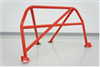 "Watson Racing ""Bolt-In 4-Point Street/Track Cage, Red Powdercoat 2015-2017 Mustang Coupe"