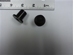 """Black Hat"" pin seal for removable davit"