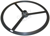 STEERING WHEEL - FLAT SPOKE