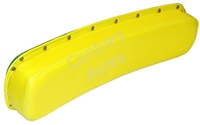 BACK REST SEAT CUSHION - YELLOW