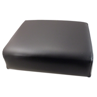 BOTTOM SEAT CUSHION - BLACK