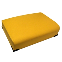 BOTTOM SEAT CUSHION - YELLOW