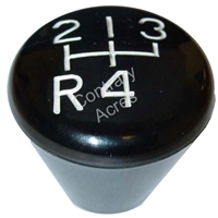 GEAR SHIFT KNOB - 4 SPEED