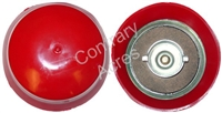 FUEL CAP W/RED RUBBER COVER