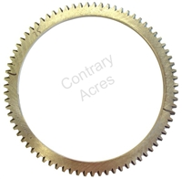 FLYWHEEL RING GEAR PONY MOTOR