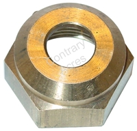 CARBURETOR BOWL NUT