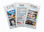 iCloth Avionic Wipes