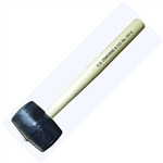 "#197 2"" Diameter Rubber Mallet"