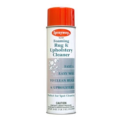 Foaming Rug & Upholstery Cleaner