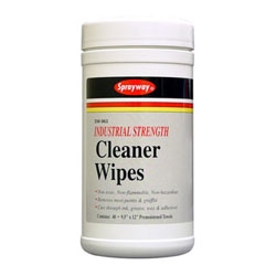 Industrial Strength Cleaner Wipes