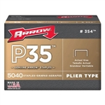 Arrow P35 Staples
