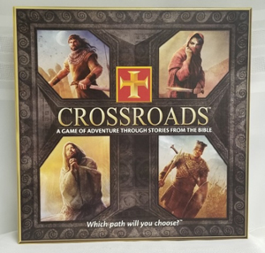Crossroads, a Family Adventure Game