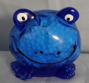Squeezble Sticky Frog