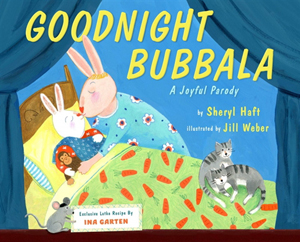 Goodnight Bubbala, a Yiddish parody of Goodnight Moon