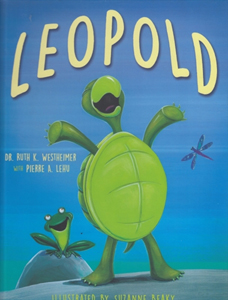 Leopold by Dr Ruth, a Turtle's Tale!