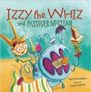 Izzy the Whiz and Passover McClean (PB)