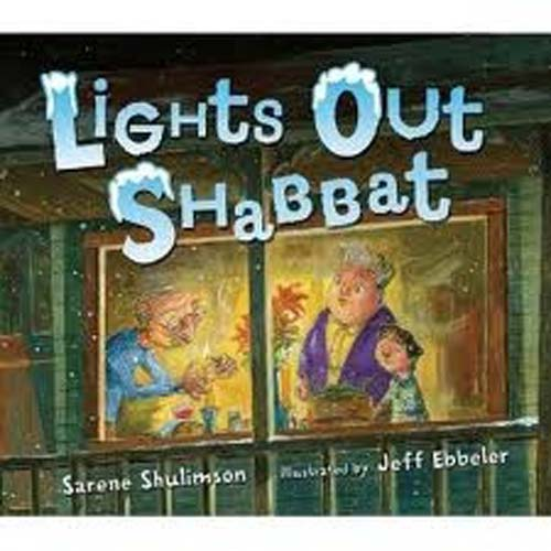 Lights out Shabbat PB