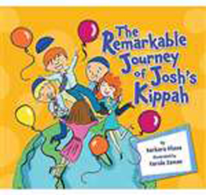 The Remarkable Journey of Josh's Kippah