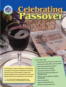 Celebrating Passover, a Guide to a Family Seder