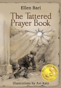 Tattered Prayer Book, the story of a beloved prayer book and the man who saved it