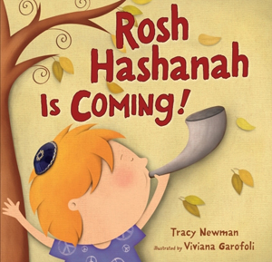 Rosh Hashanah is Comming - Board Book for Toddlers
