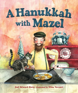 Hanukkah with Mazel, the Cat