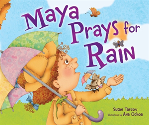 Maya Prays for Rain [on Shemini Atzeret]