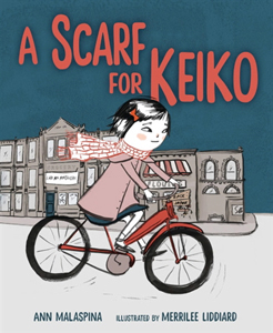 A Scarf for Keiko, a war-time story of Japanese-American-Jewish friendship.
