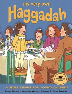 My Very Own Haggadah for ages 3-8