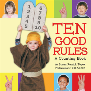 Ten Good Rules: a Counting Book