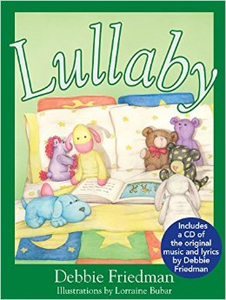Lullaby, Book and CD by Debbie Friedman