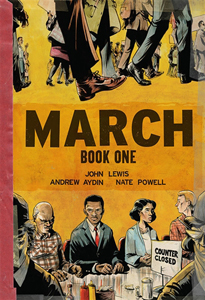 March: Book One, the story of John Lewis