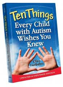 10 Things Every Child w/Autism Wishes You Knew