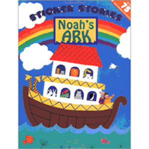 Noah's Ark - Sticker Stories