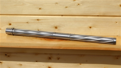 "16"" RXA 5.56 NATO SPIRAL PULSE FLUTED BULL BARREL; SS 1:8 TWIST"