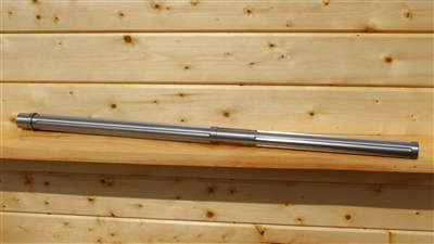 "24"" RXA 5.56 NATO STRAIGHT FLUTED BULL BARREL;SS 1:7 TWIST"
