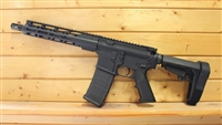 "10.5"" 5.56 NATO SLIM M-LOK PISTOL w/SBA3 ADJUSTABLE BRACE; 4150 CMV 1:7 LIGHT"