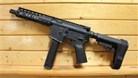 "8"" RXA 9mm SLIM PISTOL w/SBA3 ADJUSTABLE BRACE; SS 1:10 HBAR"