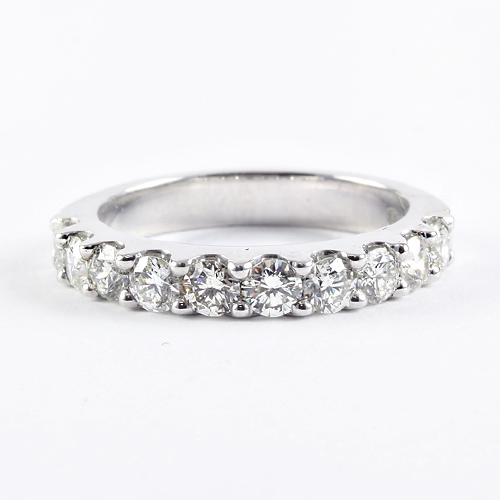 mens s band black carat men row wedding two for one channel rings ring diamond