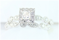 Princess Halo Stackable Band Set