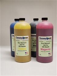 Eco-sol Ink - Yellow - 1 liter