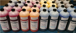 Water based Dye Sublimation Ink - 1 liter - Light Cyan