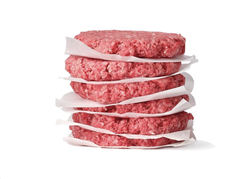 Ground Beef, Bulk Case  ~ 10 lbs