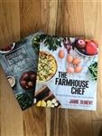 Jamie's Cookbooks: The Farmhouse Chef: Recipes and Stories from My Carolina Farm & Canning in the Modern Kitchen