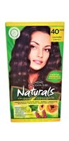Placenta Life Naturals Permanent Hair Color Chestnut 40/400